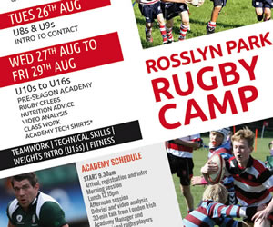 Rosslyn Park HSBC National Schools 7s