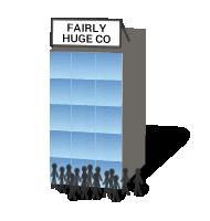 Big companies