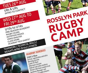 Rosslyn Park HSBC National Schools 7s